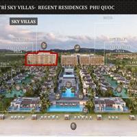 Sky Villas Phú Quốc thương hiệu 6 sao Regent