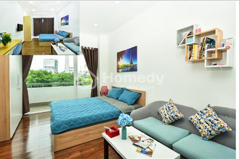 Cho thuê căn hộ dịch vụ cao cấp ngay đường Hoàng Sa, Quận 1