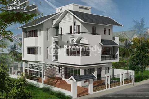 Cho thuê nhà mặt tiền Hoàng Quốc Việt, 6x22m, 3000 USD/tháng