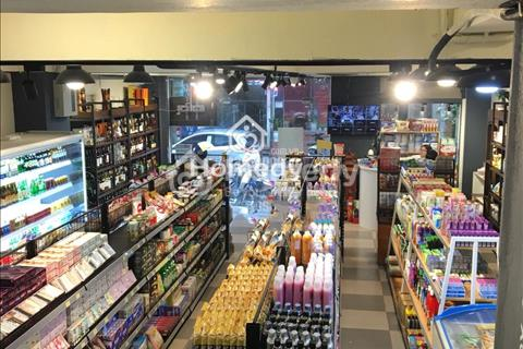 Cho thuê cửa hàng 100m2 phỗ Đỗ Quang - Trung Hòa Nhân Chính, mặt tiền 8m, hè rộng