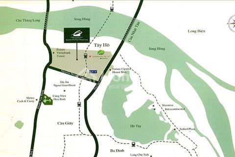 Bán biệt thự Ciputra, chỉ từ 17 tỷ 140m2, khu đô thị Nam Thăng Long