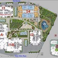 Sở hữu căn hộ 2 phòng ngủ Iris Garden, chỉ với 360 triệu, ngân hàng hỗ trợ 70%