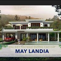 Đất nền giá rẻ Mũi Né Phan Thiết đã có sổ hồng khu biệt thự nghỉ dưỡng May Landia - Mũi Né Cactus