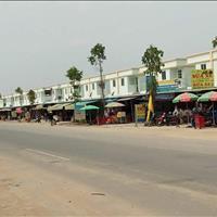 Nhà ở thương mại và phòng trọ vị trí mặt tiền trung tâm khu công nghiệp Bàu Bàng