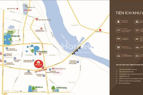 Căn hộ chung cư Hinode City 201 Minh Khai – Đẳng cấp thời thượng, chiết khấu ngay 3,5%