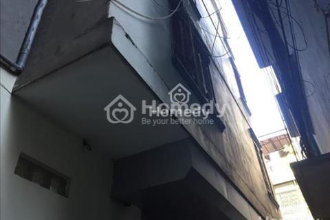Cho thuê nhà riêng ngõ phố Võ Thị Sáu, diện tích 27m2 x 5 tầng, giá 9 triệu/tháng