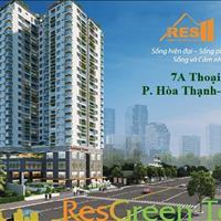 Giữ chỗ giai đoạn 1 Res Green Tower ngay mặt tiền Thoại Ngọc Hầu, Tân Phú, cam kết căn đẹp