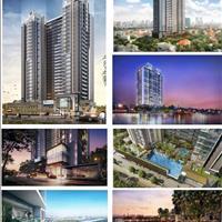 The Nassim Thảo Điền, 3 phòng ngủ diện tích 133m2, lầu cao view trực diện sông, giá 11 tỷ