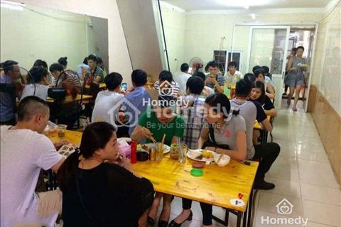 Cần cho thuê cửa hàng ăn vặt khu phố Pháo Đài Láng