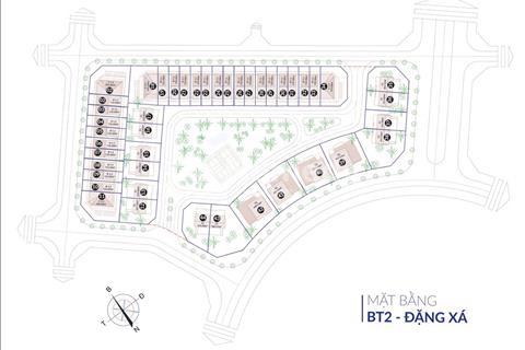 Chủ đầu tư Viglacera mở bán dự án BT2 và BT3 thuộc khu đô thị Đặng Xá 2, Gia Lâm, Hà Nội