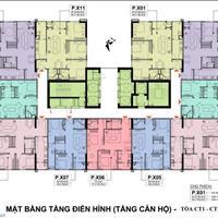 Chỉ cần 900 triệu, có suất ngoại giao căn hộ 3 ngủ tại Yên Hòa, quận Cầu Giấy