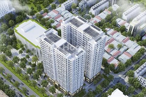 Nhượng lại căn góc 58,5m2 tại chung cư 987 Tam Trinh - Hoàng Mai, đang nhận nhà