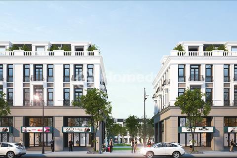 Mở bán đợt 1 chỉ 36 căn Shophouse Hanoi Garden City, giá chỉ từ 6.24 tỷ