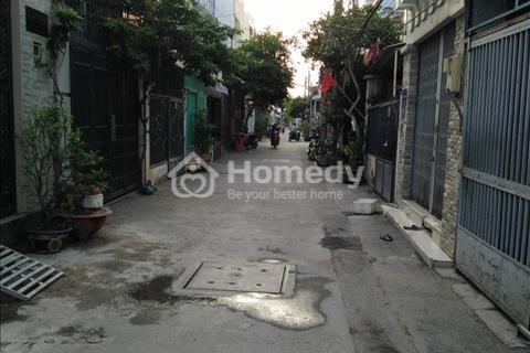 Bán đất hẻm 1 sẹc đường Bình Thành, Bình Hưng Hòa B, Bình Tân, 5x15m, sổ hồng riêng