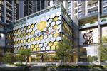 Bea Sky được xây dựng theo mô hình khu phức hợp nhà ở kết hợp với dịch vụ thương mại khép kín trên diện tích 5.000m2 gồm 2 block cao 26 tầng.