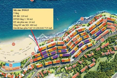 Shophouse Sun Group An Thới, Phú Quốc - Độc quyền 3 căn đẹp nhất dự án