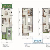 Cần bán gấp nhà phố 1 trệt 2 lầu Rosita Khang Điền Quận 9