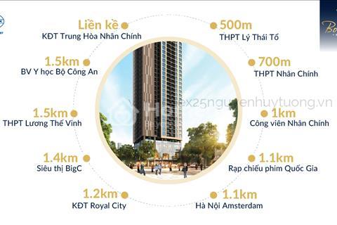 Một bước chạm ước mơ chỉ từ 26 triệu/m2 căn 3 phòng ngủ 135m2