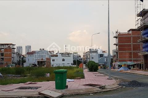 Cần vốn làm ăn lên bán nhanh lô đất mặt tiền Cao Lỗ, quận 8, sổ hồng riêng
