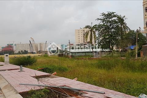 Lô đất ngay trên mặt tiền quốc lộ Phạm Hùng và Nguyễn Văn Linh