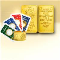 Chiết khấu 5 chỉ vàng SJC cho 30 nhà đầu tư sớm nhất