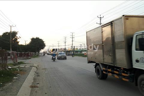 Đất mặt tiền Nguyễn Thị Tú, khu dân cư sầm uất có thể về kinh doanh buôn bán được ngay, thổ cư 100%