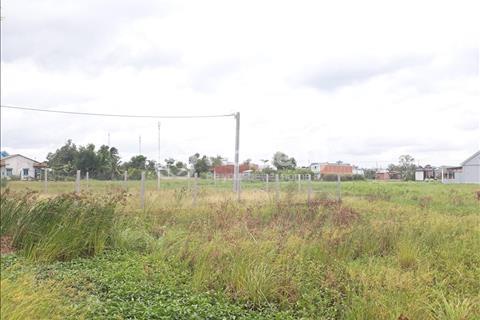 Đất nền vị trí đẹp trung tâm các khu công nghiệp, giá phải chăng, gần khu dân cư Bình Chánh