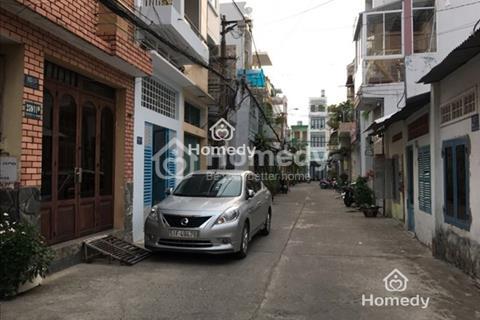 Cần cho thuê gấp nhà hẻm xe hơi 1025/12D đường Cách Mạng Tháng Tám