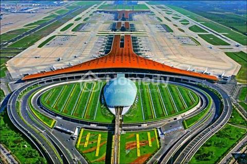 Sở hữu ngay 500m2 đất sổ đỏ chỉ với 1,6 tỷ ngay tại đường Bàu Cạn, cách sân bay Long Thành 3 phút