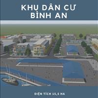Khu dân cư Bình An siêu dự án với mặt tiền Quốc Lộ 3 chợ hiện hữu 2 công viên cây xanh