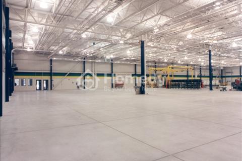 Bán gấp nhà xưởng 2000m2 nằm sát cụm khu công nghiệp Tây Bắc, sổ hồng riêng, chỉ 13 tỷ