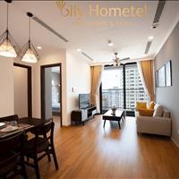 Cho thuê căn hộ cao cấp 2 phòng ngủ, full đồ - Vinhomes Gardenia - số 1 Hàm Nghi (ảnh thật 100%)