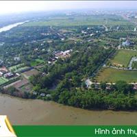 Bán đất nền biệt thự ven sông trung tâm hành chính Tân An