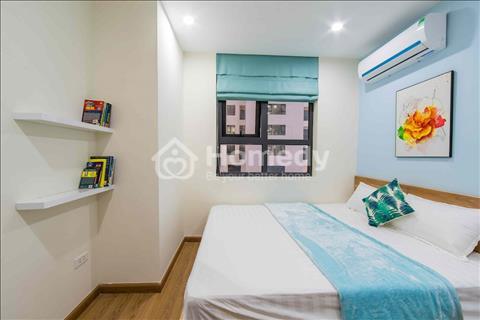 Cho thuê căn hộ cao cấp 70m2, 2 phòng ngủ đủ đồ tại tòa nhà Central Field 219 Trung Kính