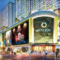 Chính chủ bán căn hộ Topaz Elite 85m2, 3 phòng ngủ - tầng cao view hồ bơi Quận 5