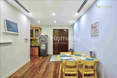 Cho thuê căn hộ cao cấp 75m2, 2 phòng ngủ, đủ đồ - Imperia Garden, 203 Nguyễn Huy Tưởng