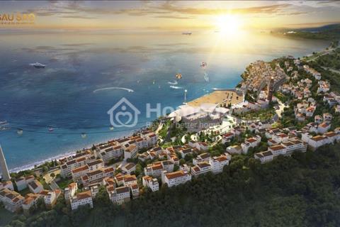 Shophouse Địa Trung Hải phố cảng phồn hoa trên đảo ngọc