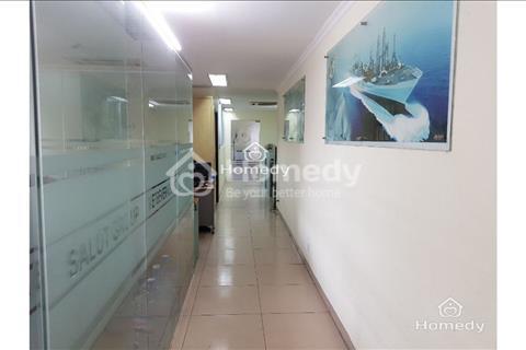 Sang nhượng văn phòng đang thuê 110m2, tầng 3, khu vực Nguyễn Chí Thanh