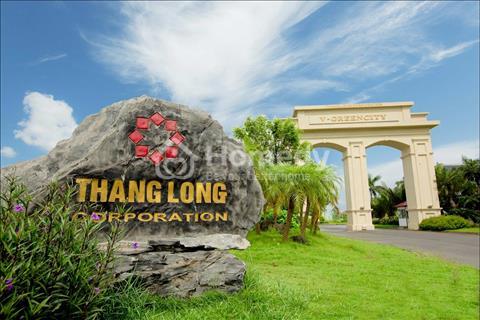Nhanh tay nhận ưu đãi lớn của chủ đầu tư Thăng Long ITC trực tiếp bán đô thị V-Green City Phố Nối