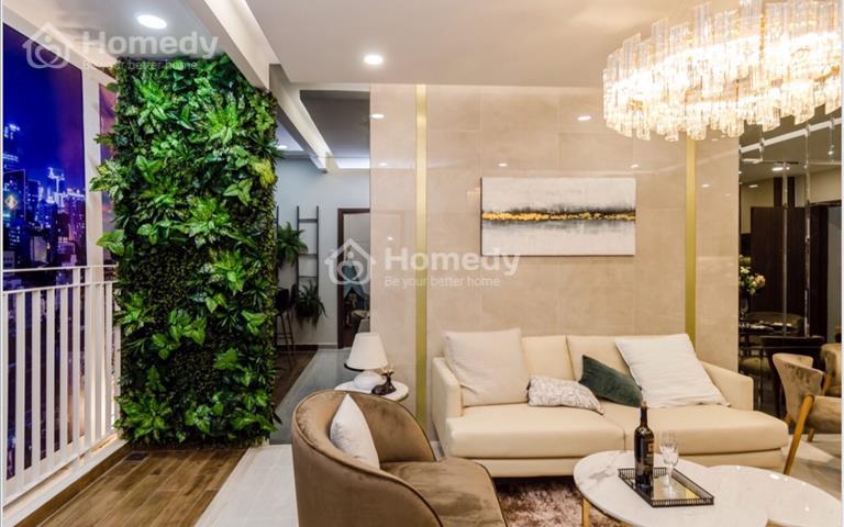Chính chủ bán căn hộ 62,67m2 trung tâm quận Tân Phú, đường Hoàng Văn Thụ