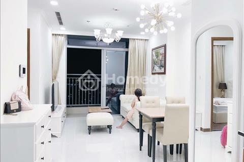 Cần cho thuê gấp, căn hộ 1 phòng ngủ Vinhomes Central Park, nội thất cao cấp, giá tốt