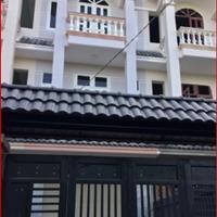 Cần tiền bán gấp căn nhà 1 trệt 2 lầu mới xây, sổ hồng riêng, Thuận Giao, Thuận An, Bình Dương