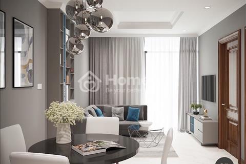Cho thuê căn hộ cao cấp Vinhomes Central Park 1 phòng ngủ, đầy đủ nội thất