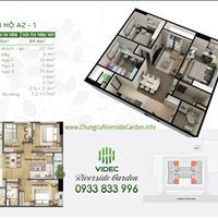 Bán căn hộ cao cấp 349 Vũ Tông Phan, căn hộ 21, tầng  trung, full nội thất, chỉ 2.7 tỷ