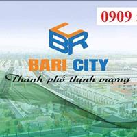 Đất nền sổ đỏ Bari City, Tân Hưng, Bà Rịa chỉ 450 triệu nền 100m2