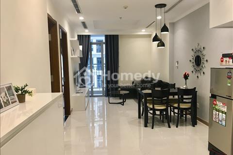 Cho thuê căn hộ chung cư cao cấp 1 phòng ngủ, đường Nguyễn Hữu Cảnh (giá tốt)