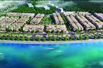 Dự án có tổng diện tích đất quy hoạch lên tới 937.682 m2, trong đó khu liền kề có diện tích 208.000m2, khu biệt thự có diện tích 101.000m2.