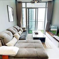 Cần cho thuê căn hộ 2PN cao cấp tại Vinhomes Central Park, tầng trung khu Park giá 18,5 triệu