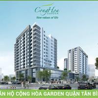 Nhận đặt chỗ block mới dự án Cộng Hòa Garden ngay đường Cộng Hòa - Liền kề sân bay Tân Sơn Nhất
