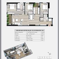 Chính chủ bán căn hộ 3 phòng ngủ, 110,8m2, tòa A2 Ecolife Capitol, 27,53 triệu/m2, có thương lượng